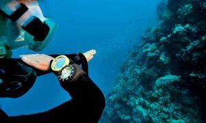 Navegación subacuática Underwater navigation Estepona Costa del Sol