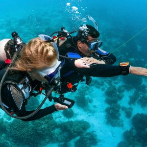 El curso Advanced Open Water Diver Buceador Avanzado 1