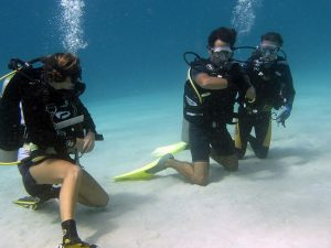 PADI-Open-Water-upgrade Costa del Sol- Malaga- Estepona