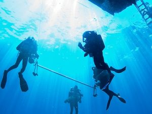 Advanced Open Water Diver PADI - Buceador avanzado