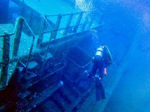 Wreck Diver Buceo en barcos hundidos