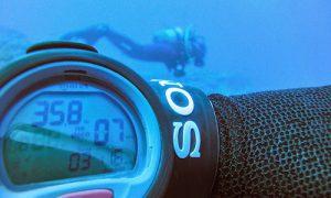 curso PADI de Buceo profundo Deep Diver estepona costa del sol plongée profonde PADI