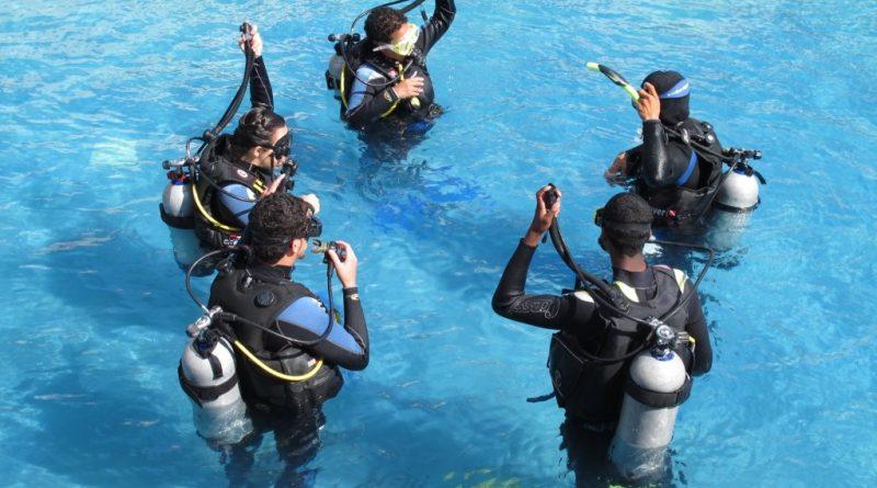 rappels Cursos y programas de buceo recordatorios PADI en Estepona refresh